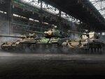 新モードなどが追加!PC版『World of Tanks』大型のアップデート「1.13」を実施