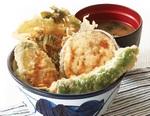 【本日発売】天丼てんや季節限定「夏野菜の天丼」