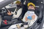 梅本まどか、モントレー2021でクラス2位! WRCに向けて前進!
