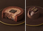 ローソン×ゴディバの名作が復刻「ショコラロールケーキ」と「テリーヌショコラ」