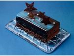 七夕に食べたい、天の川をイメージした限定ケーキ「ショコラノワール スターライト」そごう横浜店ベルアメールなどで販売開始