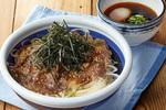 丸亀製麺「神戸牛旨辛つけうどん」1.5玉のボリュームスタミナ系