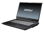 クリエイター向けDAIVノートPCのハイエンドモデル「DAIV 7N」がGeForce RTX 3080 Laptop GPUを搭載してリニューアル
