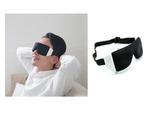 人間工学に基づいた3Dデザインの超軽量なアイケアーマスク「iBcare(AS-P3H)」が5980円