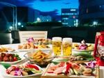 """今年のテーマは""""Chill Out Hawaii""""  新横浜プリンスホテル、夏季限定の屋上ビアガーデンが7月3日オープン"""