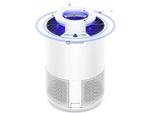薬剤を使わない自動蚊取り器が登場 全方位UVライト&自動電源機能を搭載