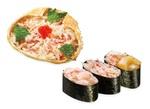 甲羅を使用した「かにちらし」220円!くら寿司「贅沢かに」フェア