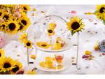まるでひまわり畑のような夏季限定スイーツ! アニヴェルセルカフェ みなとみらい横浜「Sunflower Holic」を開催