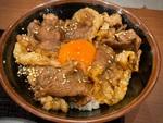 【本日発売】丸亀製麺、お手頃価格の「神戸牛焼肉丼」「神戸牛旨辛つけうどん」