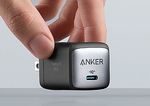Ankerが超小型ACアダプター「Nano ll」新モデル = 即完売した45Wの兄弟モデルが本日発売です!!