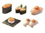 110円~165円のうにネタ満載! はま寿司「うに祭」