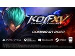 新作対戦格闘ゲーム『KOF XV』がマルチプラットフォームで2022年春に発売決定!