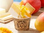 1日700個売れたCowCowサンデーに新作登場! 東京ミルクチーズ工場 ルミネ新宿店などでマンゴー味の季節限定商品