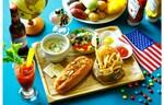 アメリカンな料理を堪能! 小田急ホテルセンチュリーサザンタワー「世界周遊プレート」の第3弾を9月1日より提供