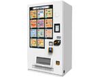 最大308個の商品を販売可能で冷凍と冷蔵の切り替えができる自動販売機、8月末に販売開始