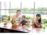 親子でアフタヌーンティーはいかが? ローズホテル横浜「お子様のサマートロピカルアフタヌーンティー」を8月31日まで提供中