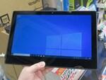 ドック&ペン付きのWindows 10 Proタブ「VersaPro タイプVS」が2万4000円!
