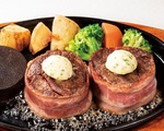 魅惑のまきまきステーキ「どんステ」希少部位のお肉をベーコンでぐるり