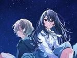 恋愛ADV『シンスメモリーズ 星天の下で』声優の岡本美歌さんが歌う挿入歌の試聴ムービーが公開
