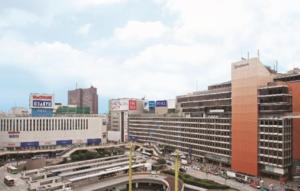 小田急百貨店 新宿本店が2022年9月末で営業終了、跡地は48階の高層ビルへ