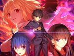 """『MELTY BLOOD: TYPE LUMINA』の最新情報を発表予定!""""TYPE-MOON TIMES Vol.4""""を本日20時より配信"""