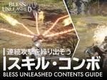 MMORPG『BLESS UNLEASHED PC』各クラス共通で使える「スキルとコンボの使い方」紹介動画を公開!