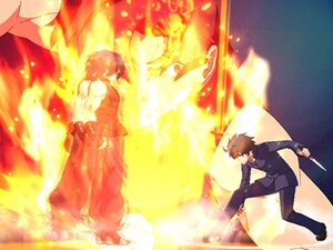 2D対戦格闘『MELTY BLOOD: TYPE LUMINA』にプレイアブルキャラクターとして「軋間紅摩」が参戦!