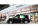 タクシーアプリ「S.RIDE」で車窓サイネージサービス「Canvas」搭載タクシーの指定配車が可能に