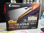 GIGABYTEからAM4マザーの新モデル「X570S AORUS PRO AX」が発売