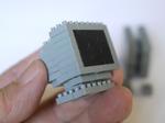 ナノブロックでX68000を作る