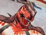 新作対戦格闘ゲーム『KOF XV』に参戦する「キング・オブ・ダイナソー」のキャラクタートレーラーが公開!