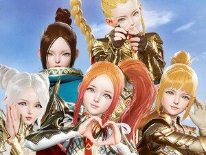『リネージュ2M』で「ドワっ娘」が多数登場!「ドワっ娘祭り」を開催