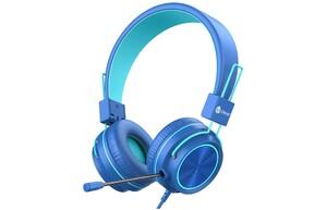 サウザンドショアス、音量制限テクノロジーを搭載した子供向けマイク付きヘッドホン「HS21」を発売