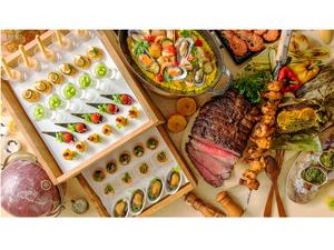 各国のグルメで世界旅行気分が味わえる!「世界美食巡り~WORLD GOURMET HOPPING~」9月30日まで開催