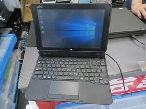 防水・防塵対応&タフネスなキーボード付きWindows 10タブレット