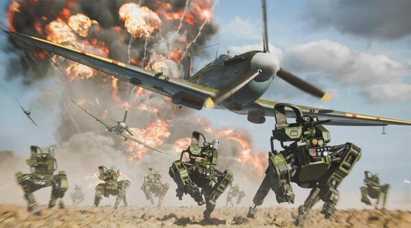 EA Play Liveにて、「Battlefield 2042」に搭載される新プラットフォーム「バトルフィールド・ポータル」を発表!