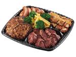 すごっ!! ステーキ、ハンバーグ盛り盛りの「宮のオードブル」が今なら特別価格