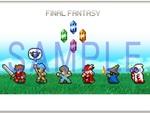 """FFピクセルリマスター""シリーズのSteam版を買うと付いてくる事前&早期購入特典が公開!"