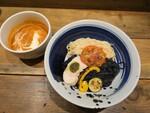 """暑い日に食べたい!「麺屋翔 みなと」の""""冷製エビトマトつけ麺""""が7月29日から"""
