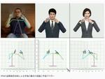PFN、指先の向きや手の重なりまで認識できる3D姿勢推定技術を開発