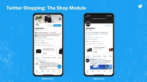 Twitter、米国でショッピング機能をテスト アプリ内で購入まで完了