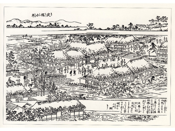 【連載/歴史散歩】玉川上水から神田上水に掘りぬかれた助水堀