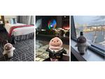 ロボットと過ごす癒やしの時間。ニューオータニイン横浜プレミアムで家族型ロボット「LOVOT」と過ごすステイプラン「LOVOT(らぼっと)といっしょに宿泊体験プラン」