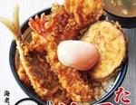天丼てんや「たれづけ夏の特丼」甘辛のタレで染み染み~ おいしそう!