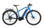 パナソニック、新フレームを採用した東京2020オリンピック公式電動アシスト自転車「XU1」
