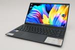 ASUS「ZenBook 13 OLED UX325EA」実機レビュー ! モバイルPCもOLEDが当たり前になった