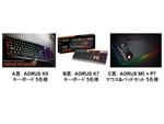 AMD X570&X570S搭載マザーボード購入でゲーミング周辺機器が当たる抽選キャンペーン開催