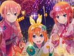 ゲームアプリ『五等分の花嫁』にて新イベント「五つ子ちゃんの花火大会が四葉の場合 ~大きくて小さなサプライズ~」が8月4日より開催!