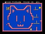 「プロジェクトEGG」でコンパイルのパズルゲーム『にゃんぴ☆これくしょん(MSX2・Windows10対応版)』が配信開始!