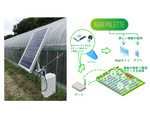 農業IoT用ソーラー型ゲートウェイ「AgriPalette NEXT」 の販売開始